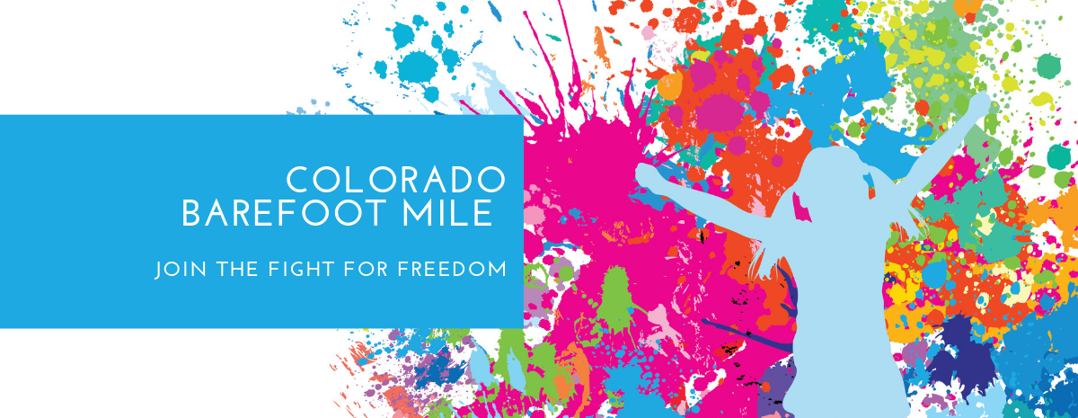 Colorado Barefoot Mile